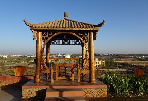 gazebo traditional architecture