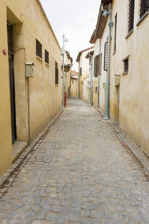 gaziantep streets alley