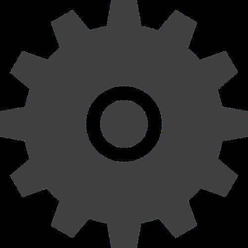 gear transmission settings