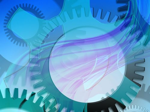 gear flow cogwheel