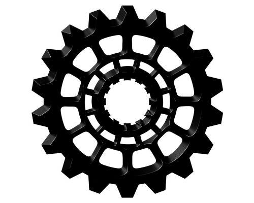 gear cog machine