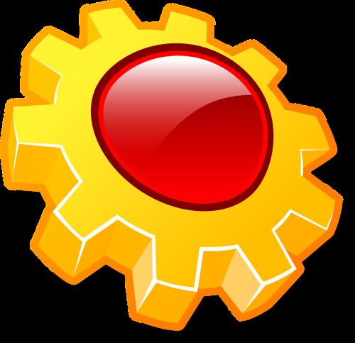 gear mechanics wheel