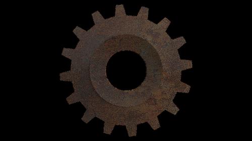 gear  cogwheel  industry