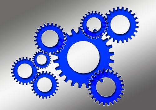 gear gears modern