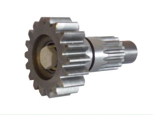 gear pinion mechanics