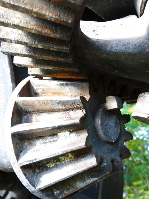 gearings tooth transmission