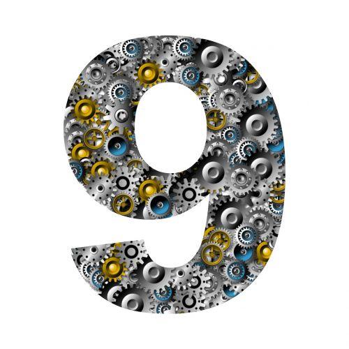 gears numbers engineering