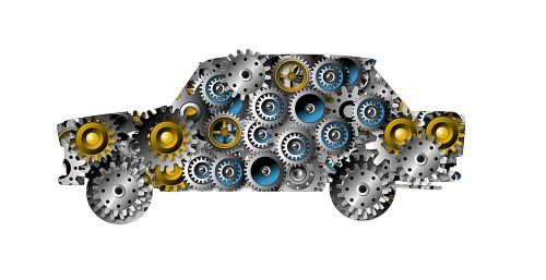 gears car vehicle