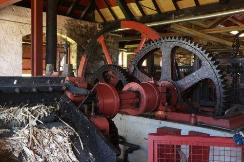 gears industry rum