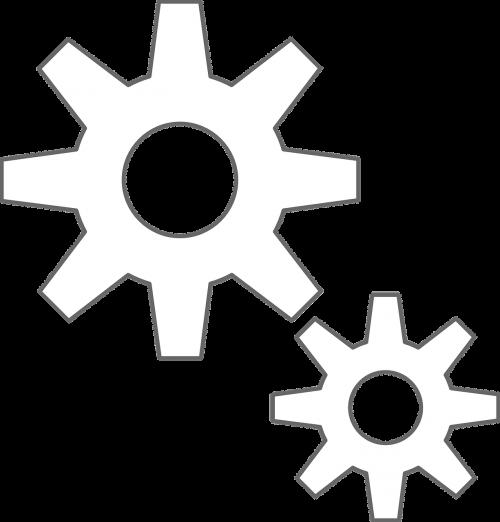 gears cogs engineering