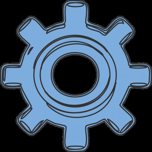 gears cogwheel gearwheel