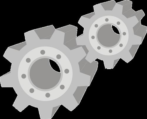 gears two mechanical