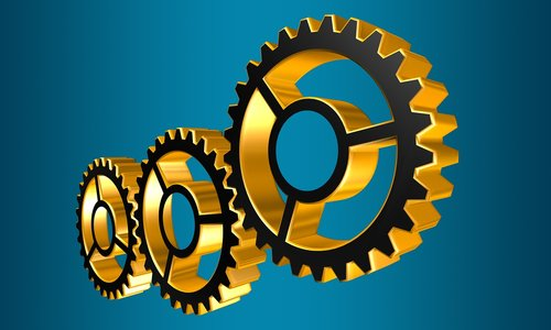 gears  machine  engineering
