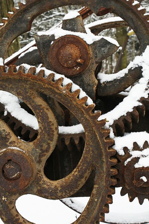 gears wheels cog