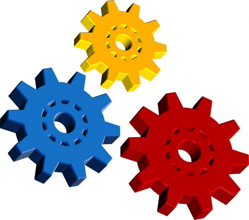 gears function together