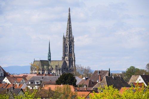 gedächniskirche  church  steeple