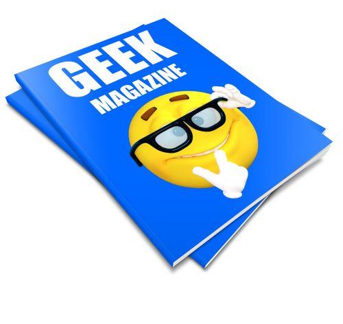geek magazine nerd