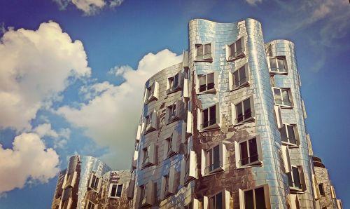 gehry düsseldorf architecture