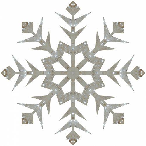 Gel Snowflake
