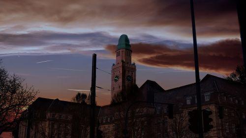 gelsenkirchen buer town hall