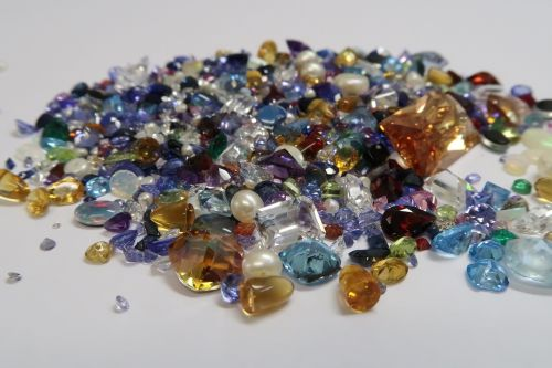 gem gemstones colour