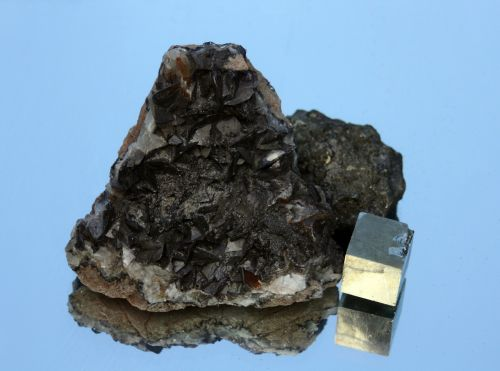 gems pyrite decoration