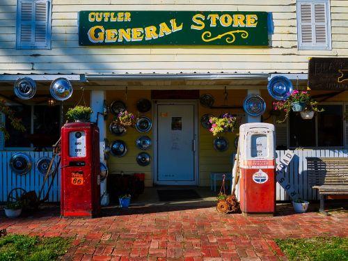 general store shop building