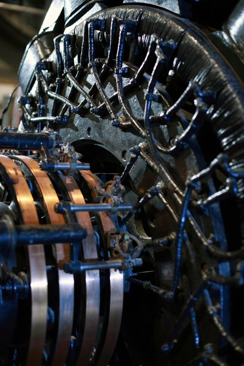 generator motor electric motor