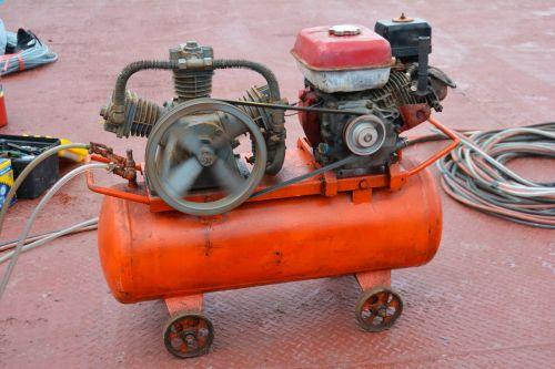 generator compressor equipment