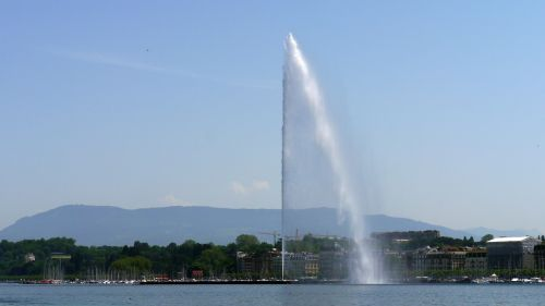 geneva fountain places of interest
