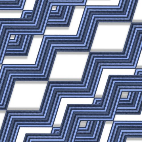 geometric fabric texture