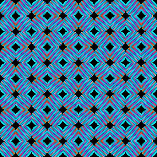 geometric dots pattern