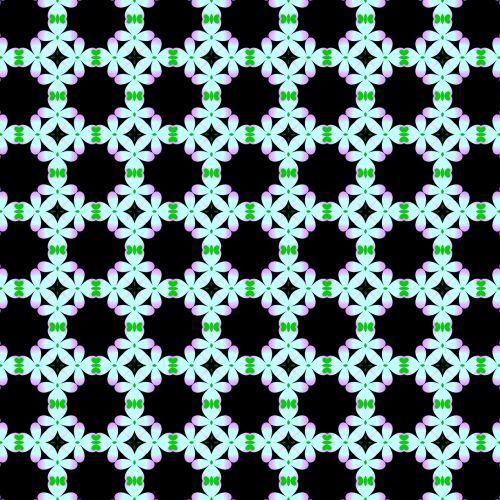 geometric seamless repeat