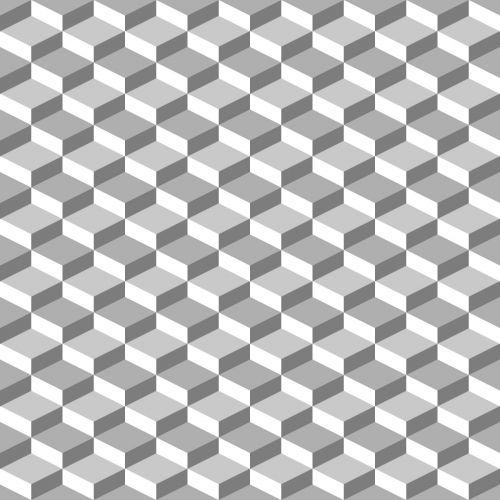Geometric Pattern 3d Blocks