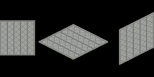 geometric shapes square rhombus