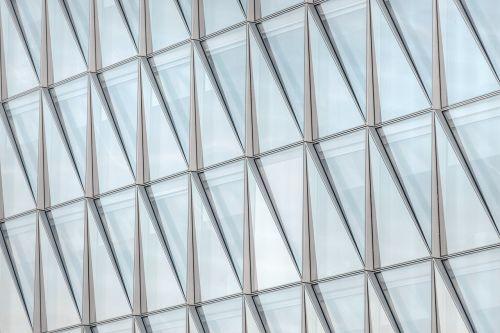 geometry glass three-dimensional