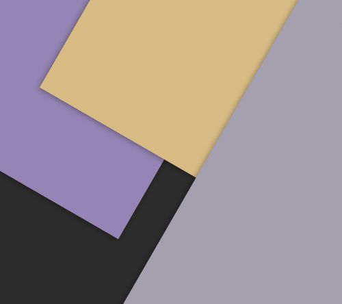 geometry nothing color