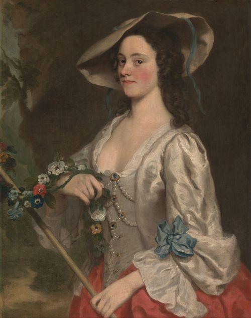 george knapton female woman