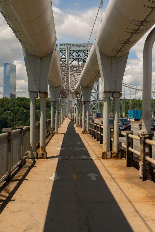 george washington bridge gwb nyc