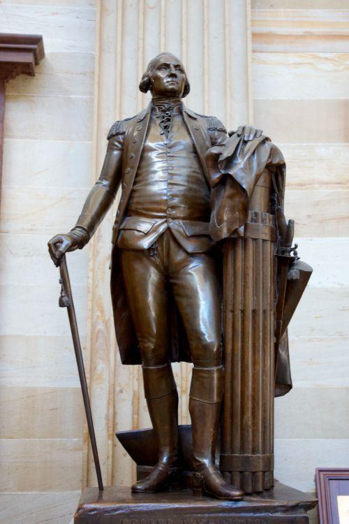 George Washington Capitol Rotunda