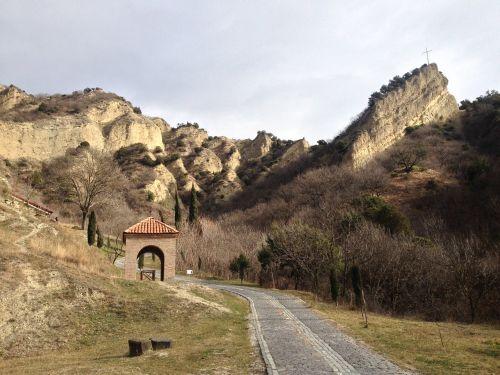 georgia old temples mtskheta