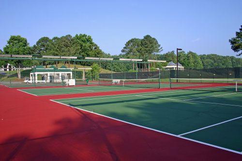 georgia tennis court court