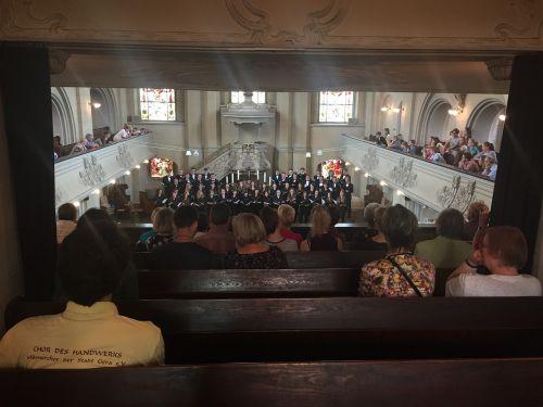 gera choir church