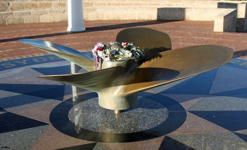 geraldton memorial propeller