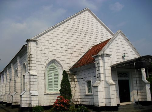 gereja jombang jawa timur