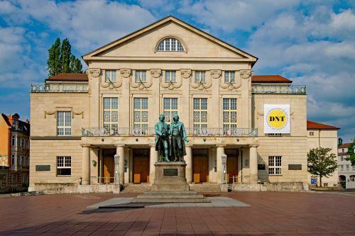 german national theater weimar