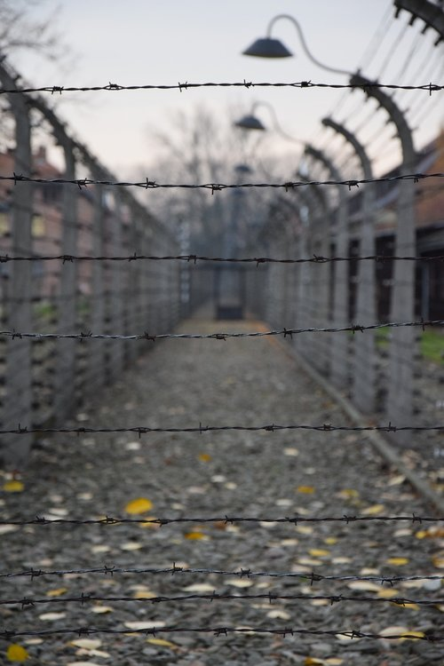 german death camp  auschwitz  history