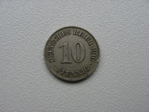german empire coin money
