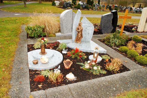 german grave cemetery headstone