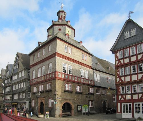herborn germany old town